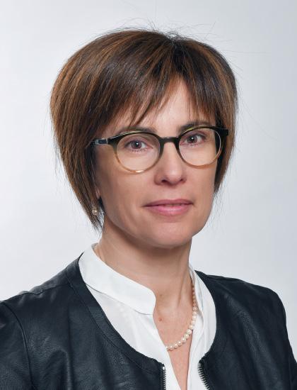 Cristiana Brendolise SOS Kinderdorf Buchhaltung
